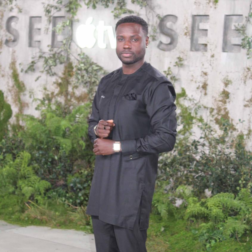 Dayo Okeniyi- Actor....