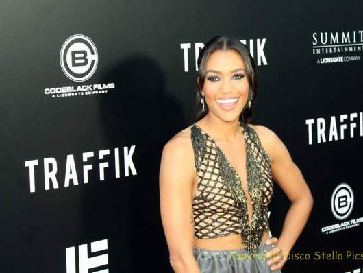 """ArcLight Hollywood features """"TRAFFIK"""" movie premiere."""