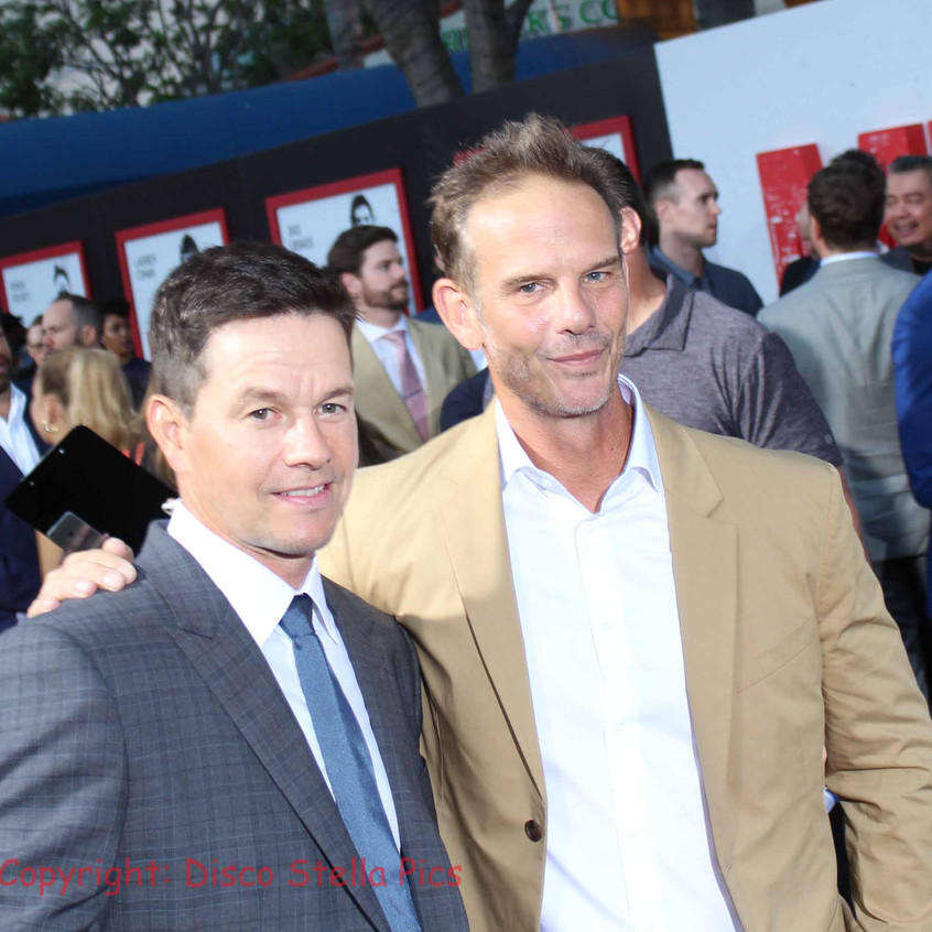Mark Wahlberg and Peter Berg - on the re
