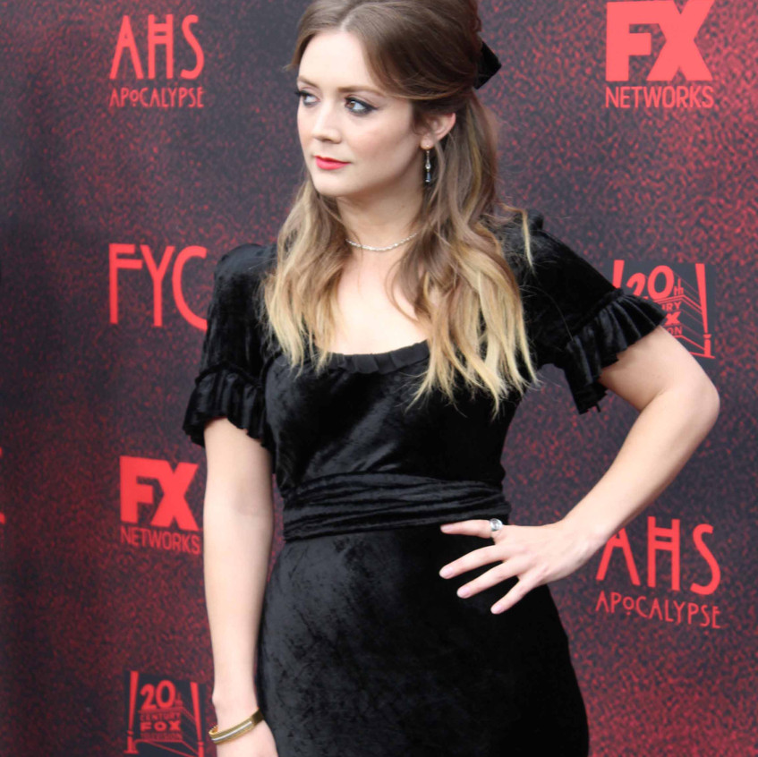 BillieLourd -Actress - Cast