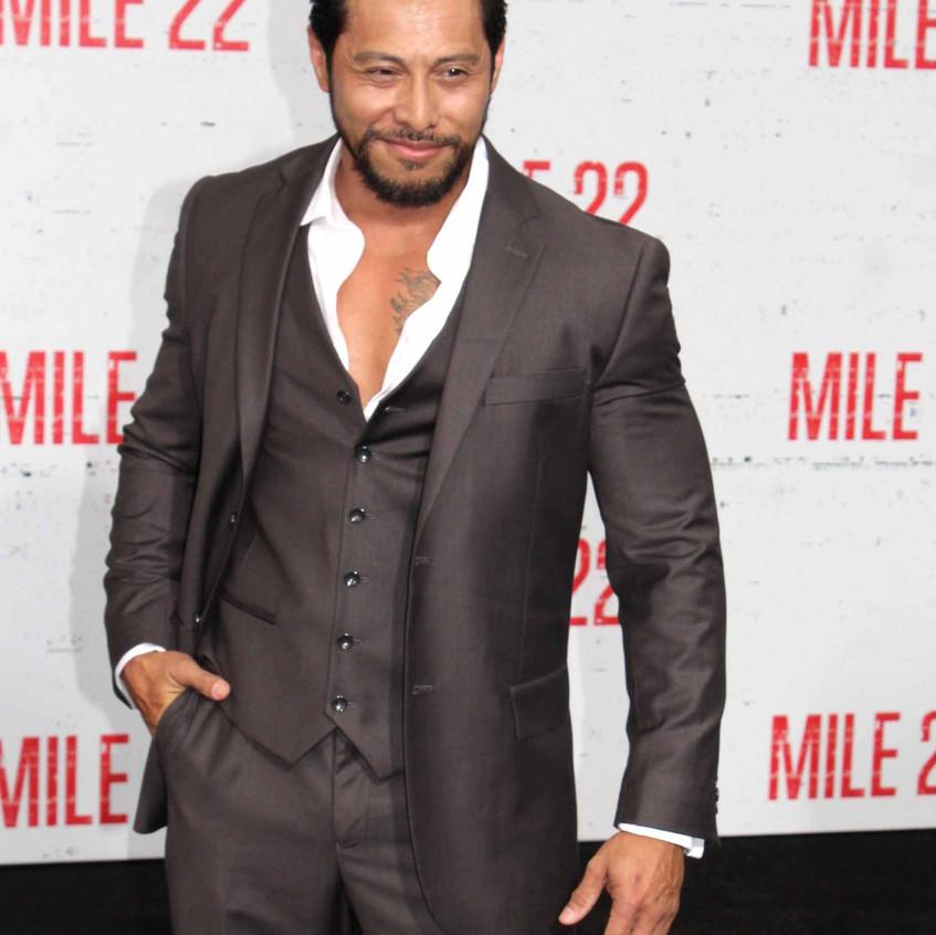 Sam Medina- Actor - Cast Mile 22