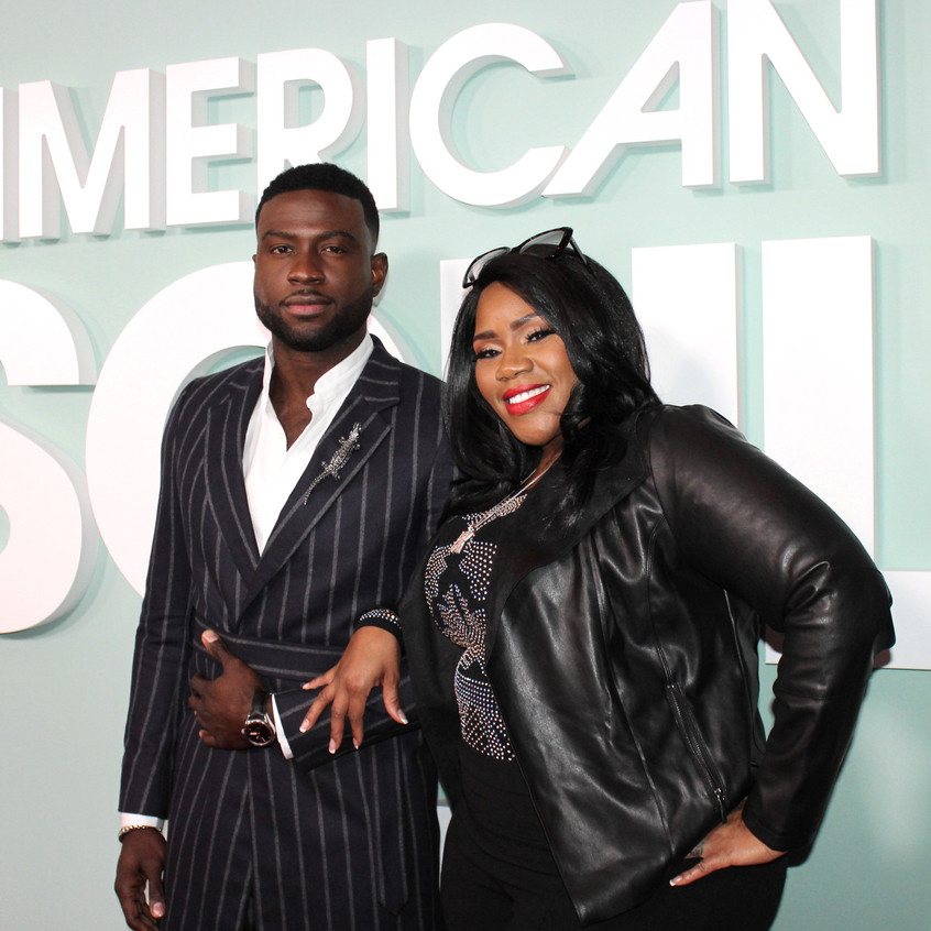 Sinqua Walls and Kelly Price - American