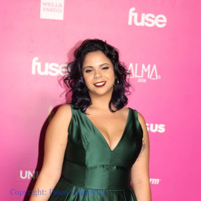 Samantha Fuentes - Honoree
