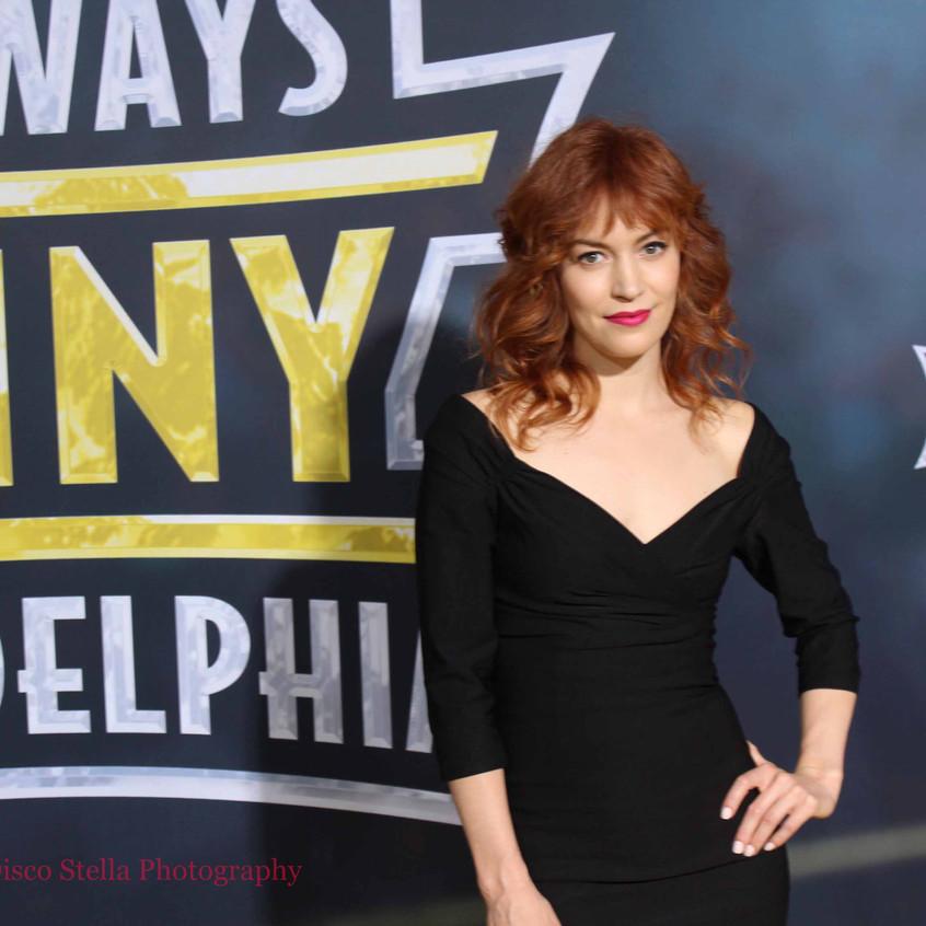 Britt Lower- Actress- Guest Star on show