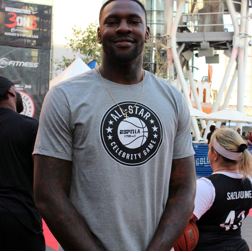 Tarik Black (NBA Player)