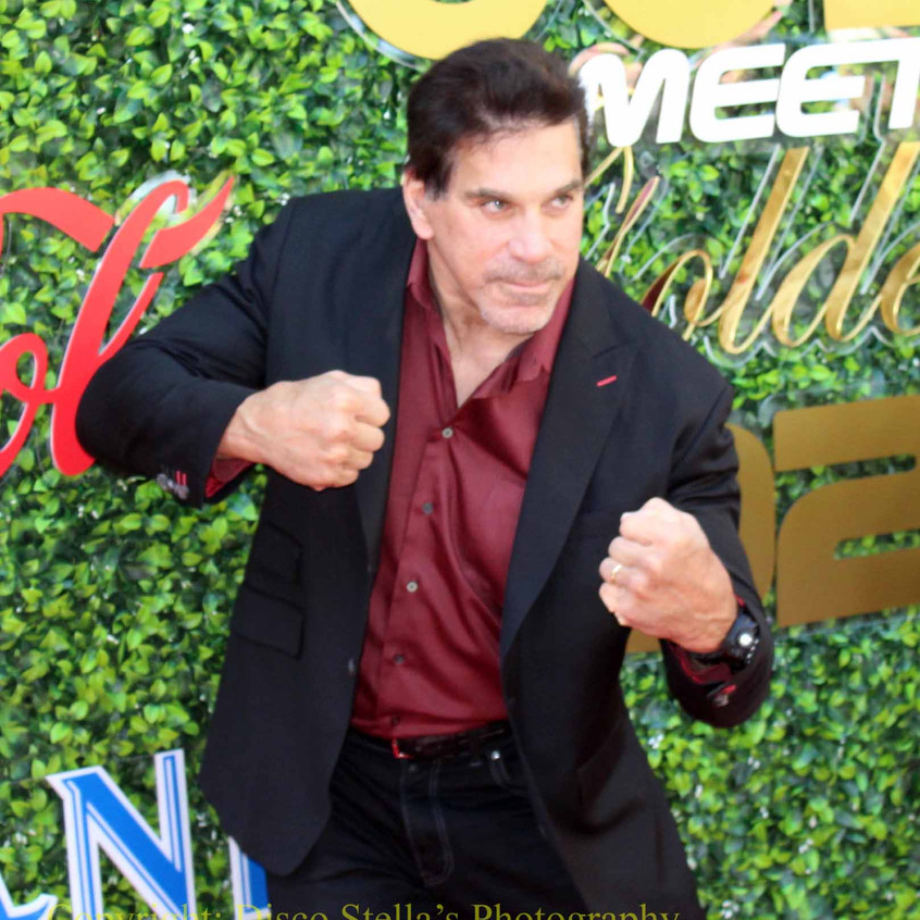 Lou Ferrigno- Actor- The Hulk....