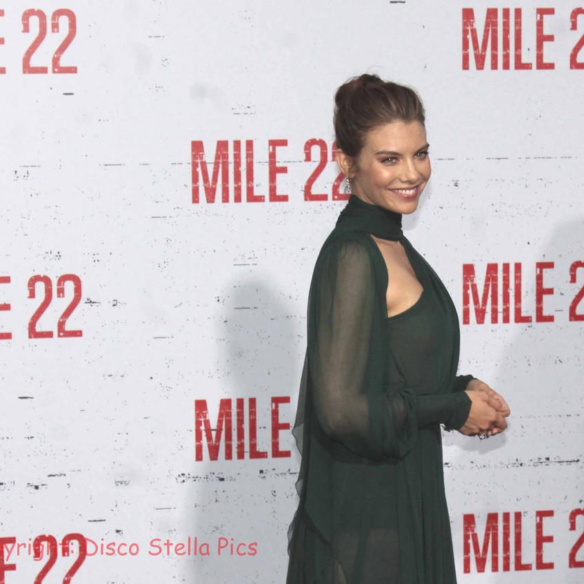 Lauren Cohan- Actress  1