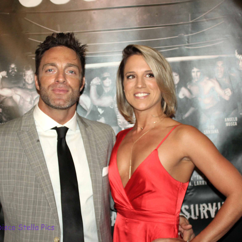 Eli Drake- Actor with guest 1