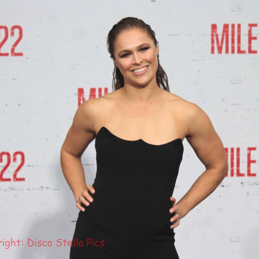 Ronda Rousey - Athlete 1