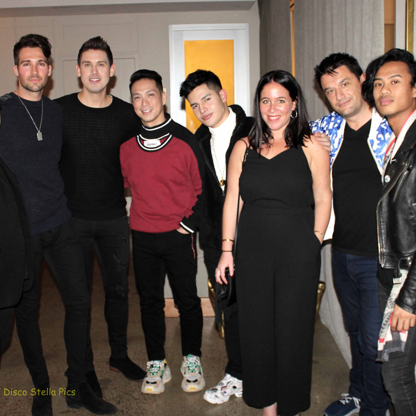 James Maslow and Guests