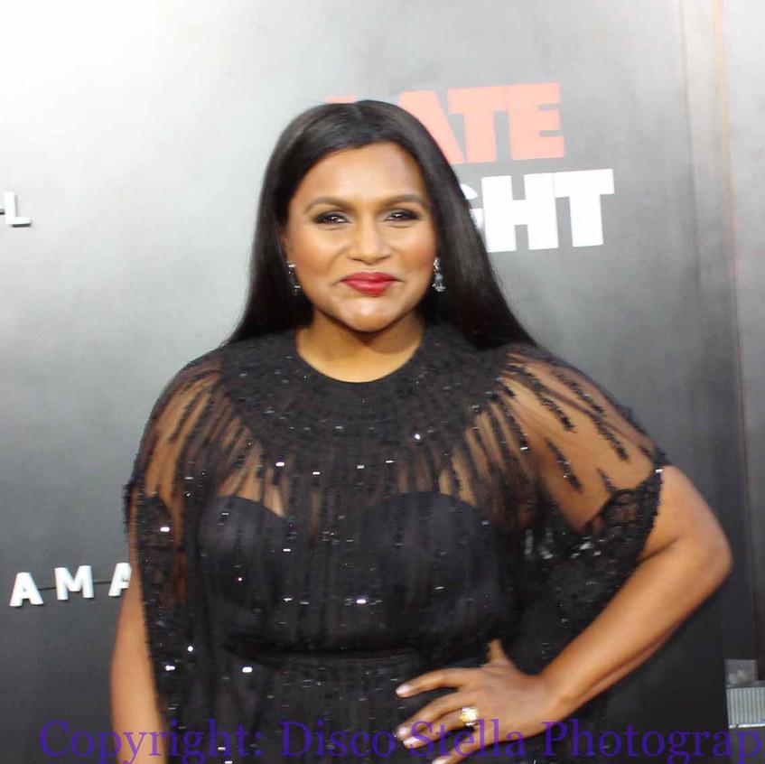 Mindy Kaling- Actress - Cast.......