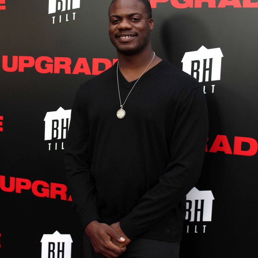 Marcus Henderson-Actor- Get Out 1