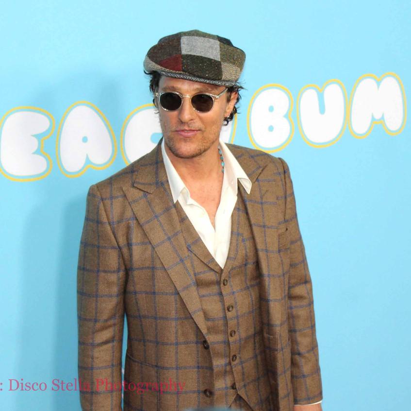 Matthew McConaughey - Actor - Cast The B