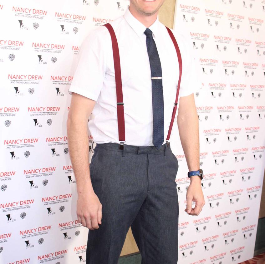 Kyle Weishaar - Actor - John Wick 3