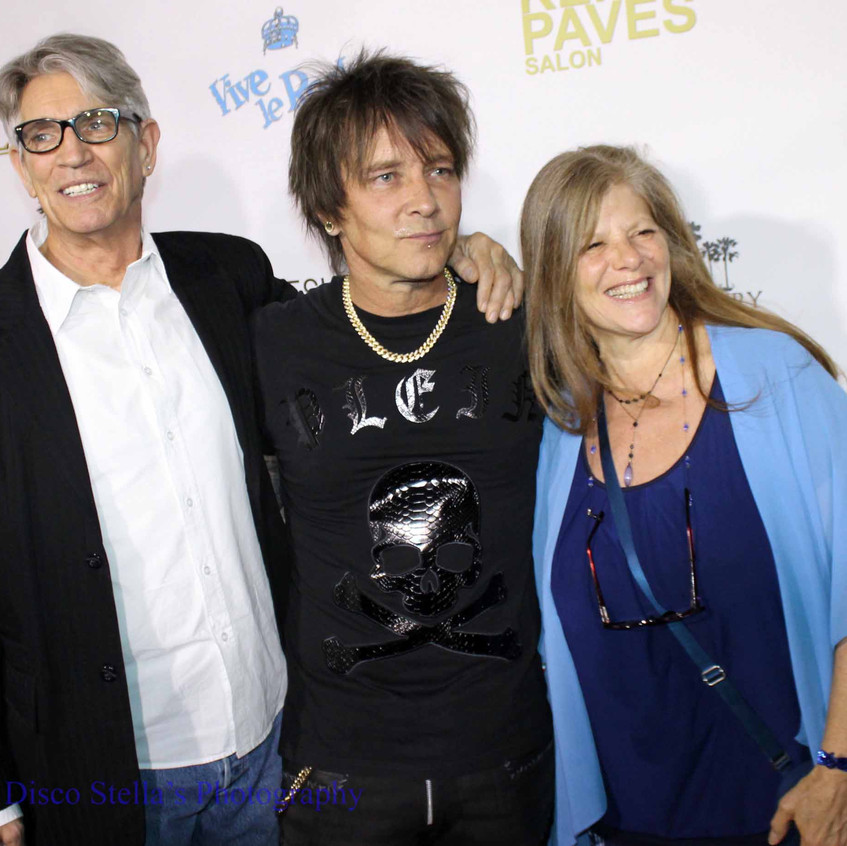 Eric Roberts- Billy Morrison- Guest.....