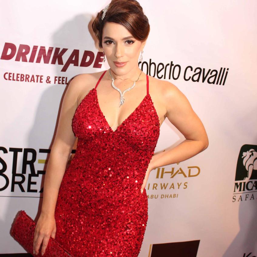 Christina De Rosa - Actress - Face Forwa
