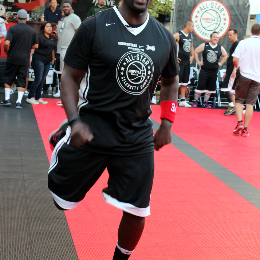Marcellus Wiley (ESPN Broadcaster)