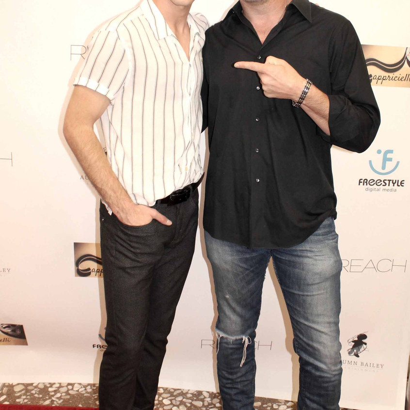 Jordan Doww and Kevin Sizemore
