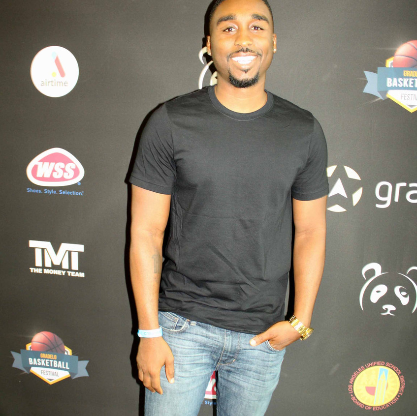 Demetrius Shipp Jr. - Actor - All Eyez on Me 3
