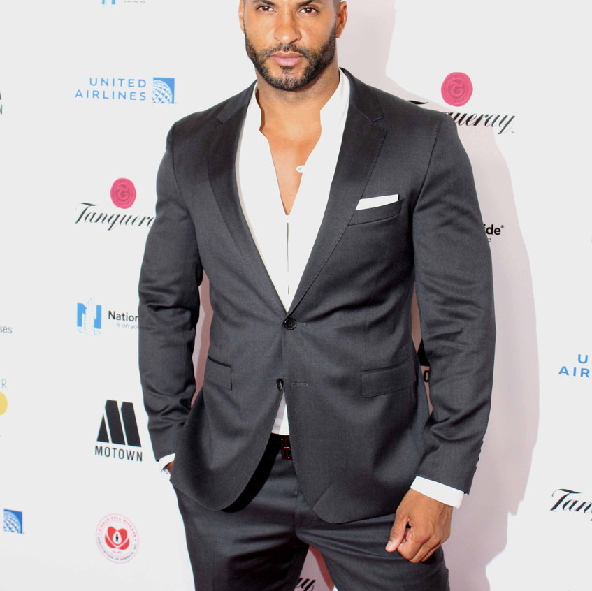 Ricky Whittle - Actor