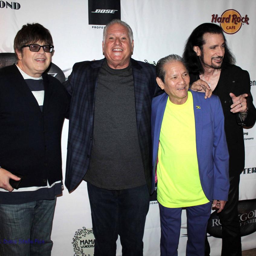 Elliot Easton, Norman Harris, Phil Chen, Bruce Kulick