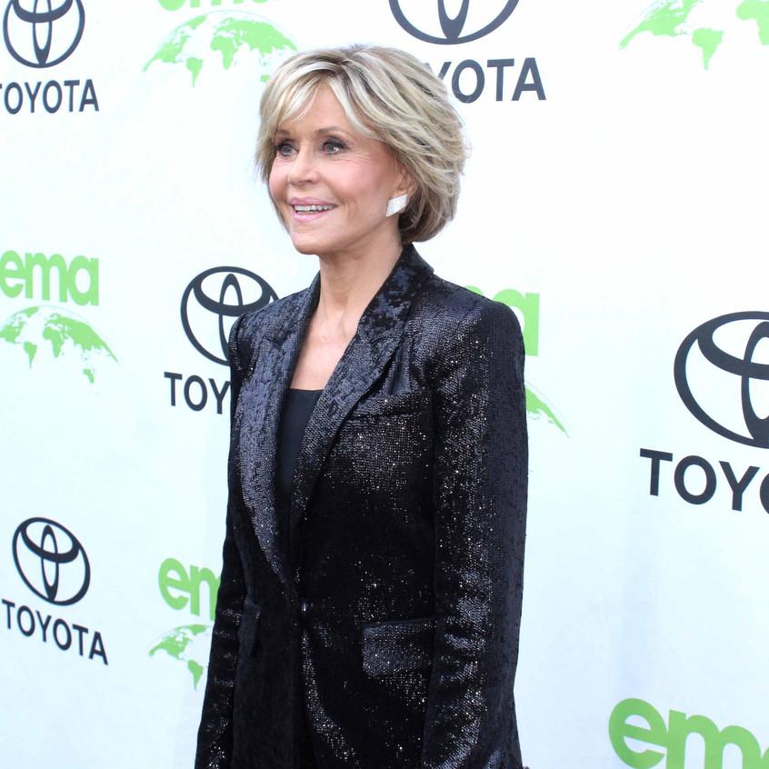 Jane Fonda- Actress - Book Club