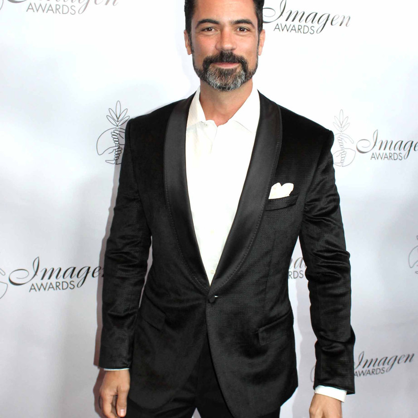 Danny Pino- Actor- Mayans M.C.