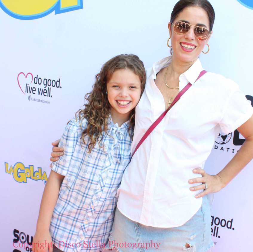 Ana Ortiz - Actress - with guest