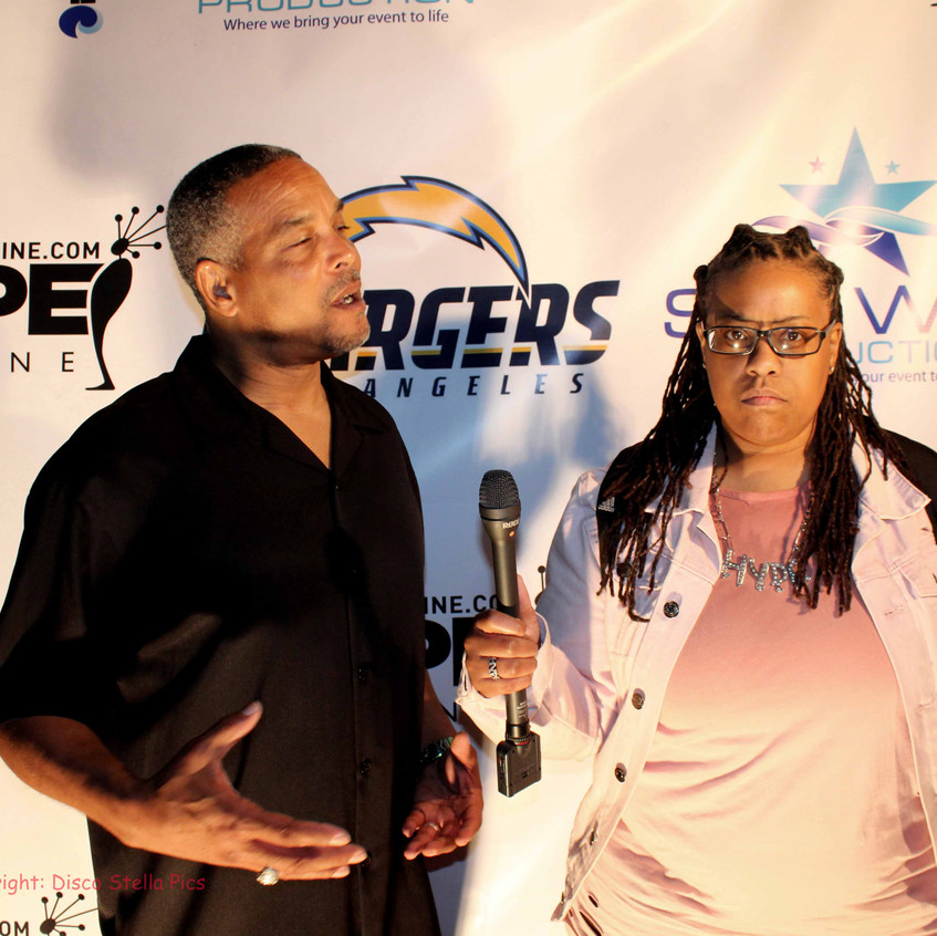 Jerry Doby and Jameelah Wilkerson - CEO