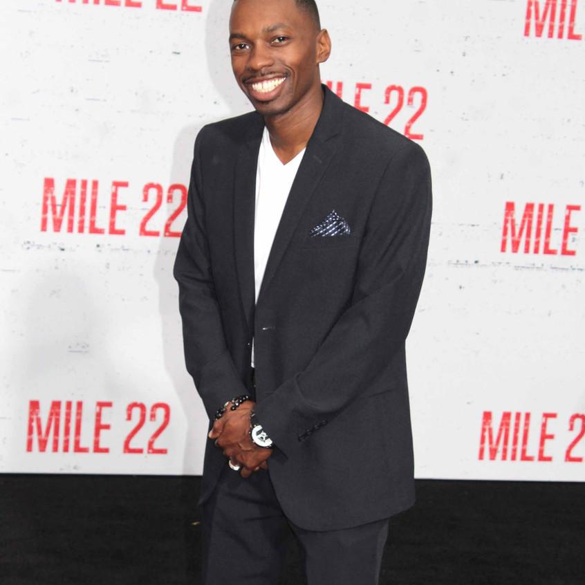 Melvin Jackson Jr. - Actor