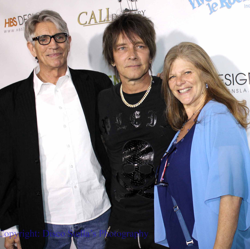 Eric Roberts- Billy Morrison- Guest