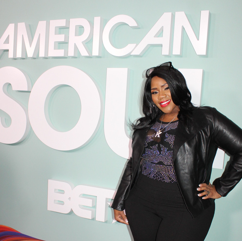 Kelly Price - Cast for American Soul