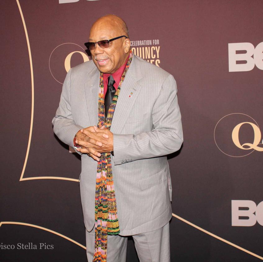 Quincy Jones - Grammy Winner