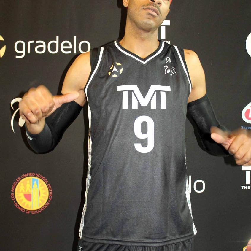 Rashid Byrd - Basketball Player 3