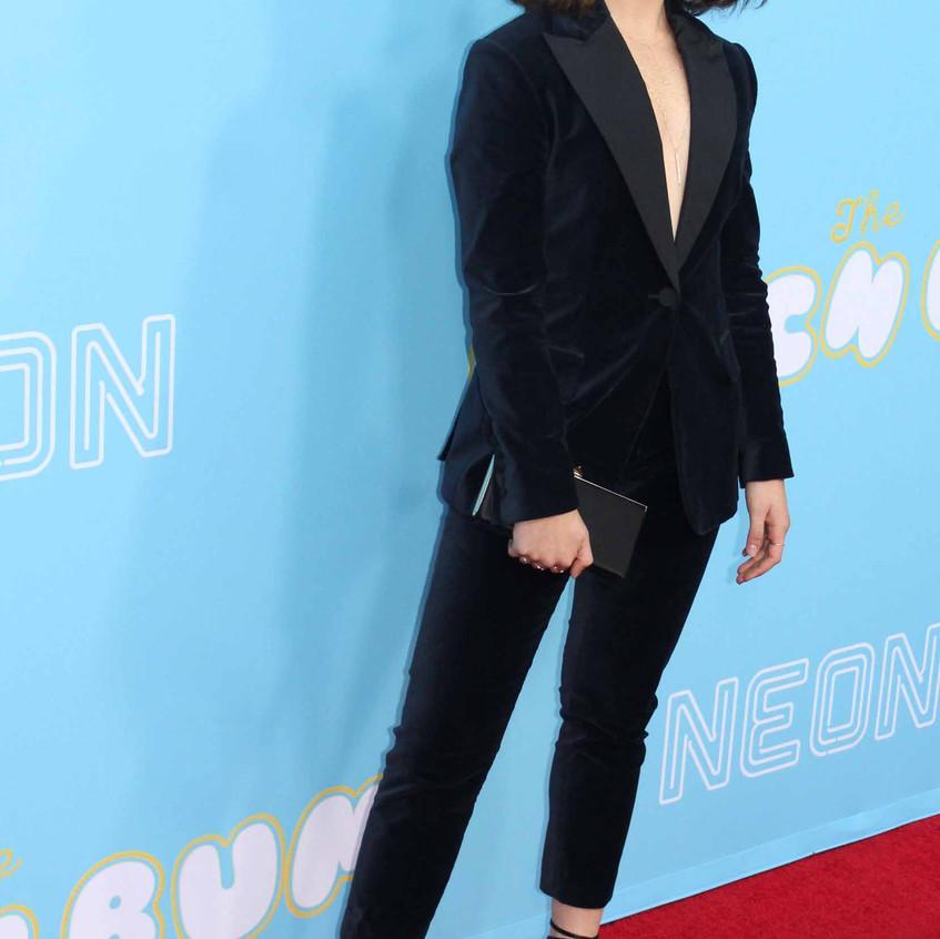 Stefania LaVie Owen- Actress- Cast for T