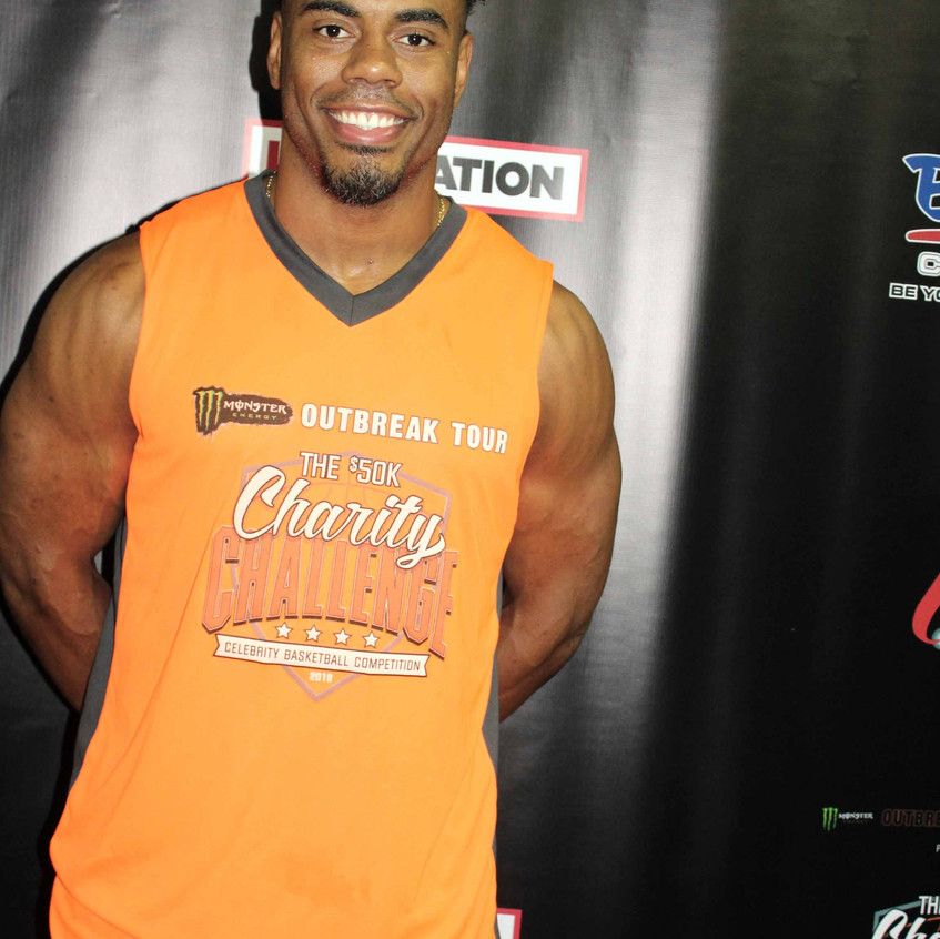 Rashad Jennings- NFL- Player in game