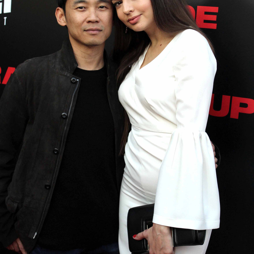 James Wan - Film Director with Guest  3