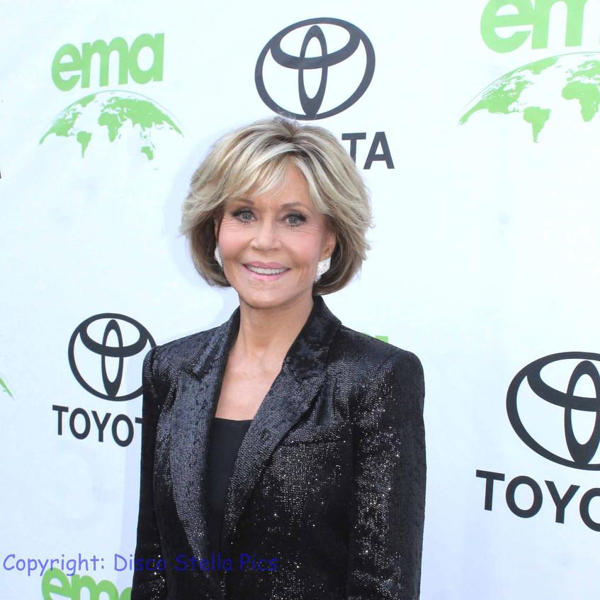 Jane Fonda - Legendary Actress-Book Club