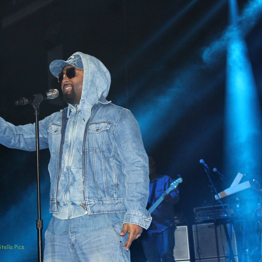 Musiq Soulchild - Hip Hop Soul Artist 1