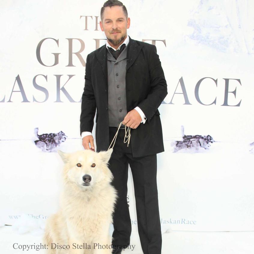 Ootek Spirit Wolf with Director Brian Pr