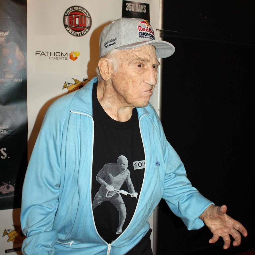 Gene LeBell- American Martial Artist