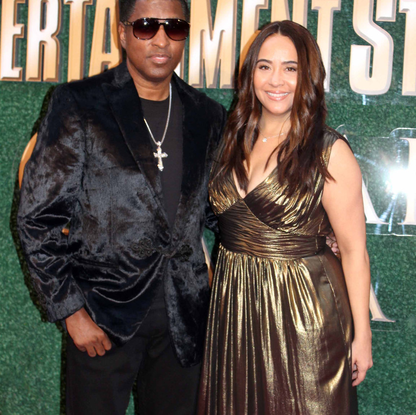 Kenny Babyface Edmonds - Singer with gue