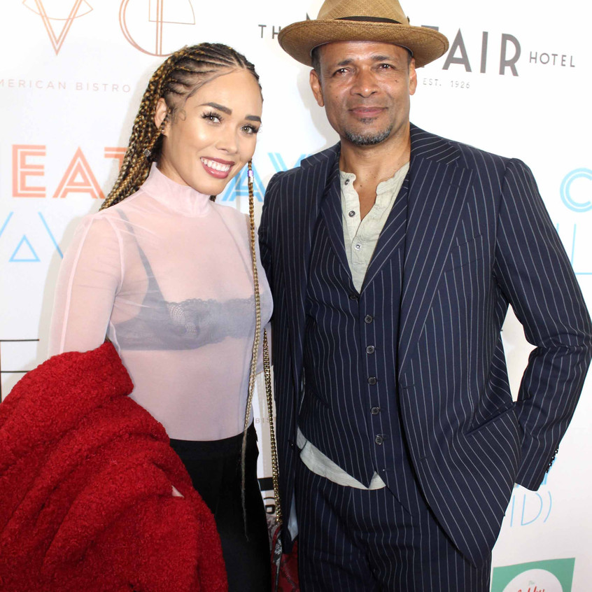 Guest with Mario Van Peebles - Actor
