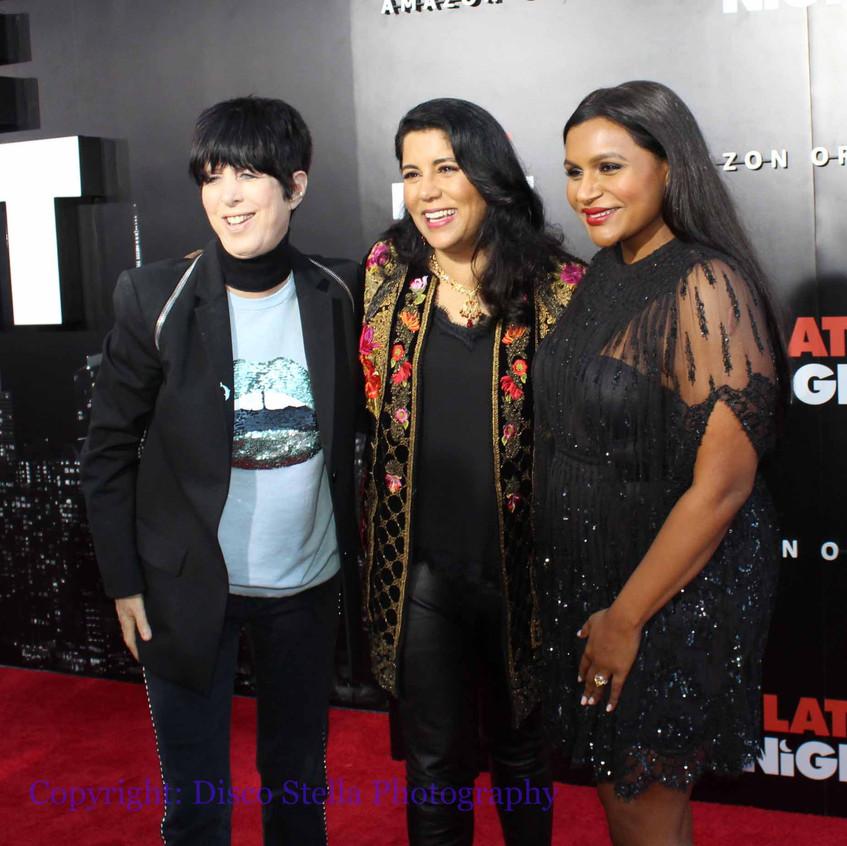 Diane Warren - Nisha Ganatra and Mindy K