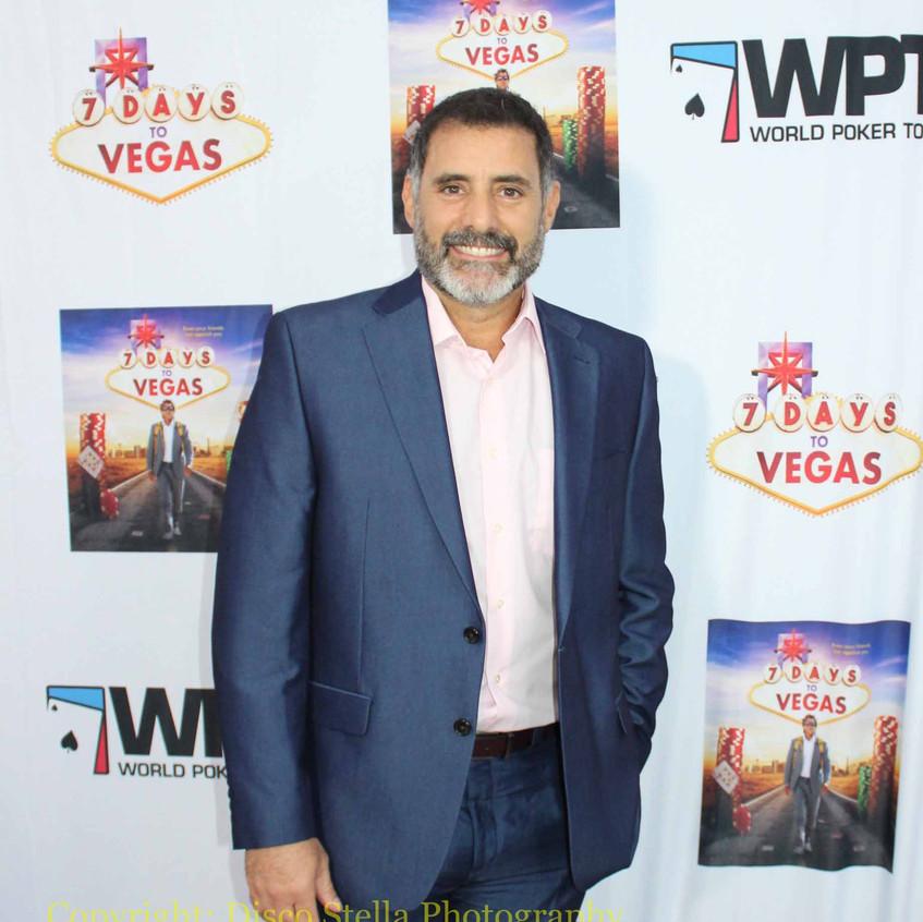 Danny Pardo- Actor - Cast