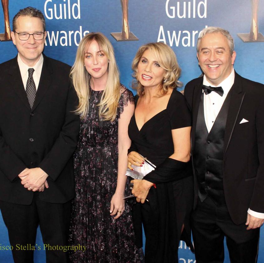 Hollywood Game Night Writers