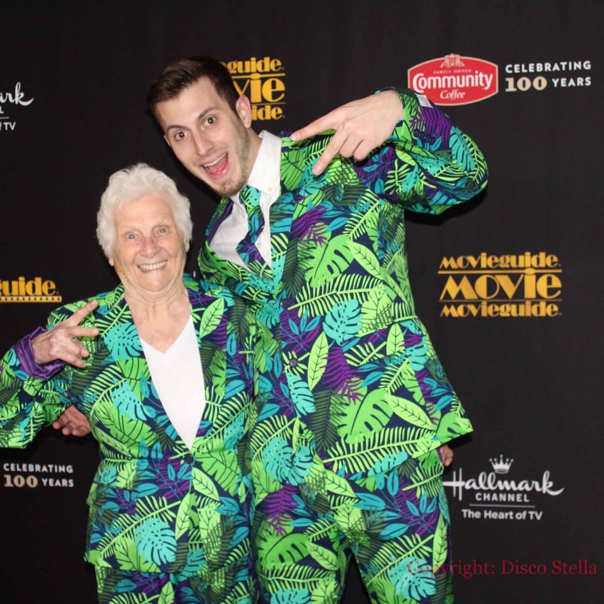 Ross Smith & Granny - Social Media Influ