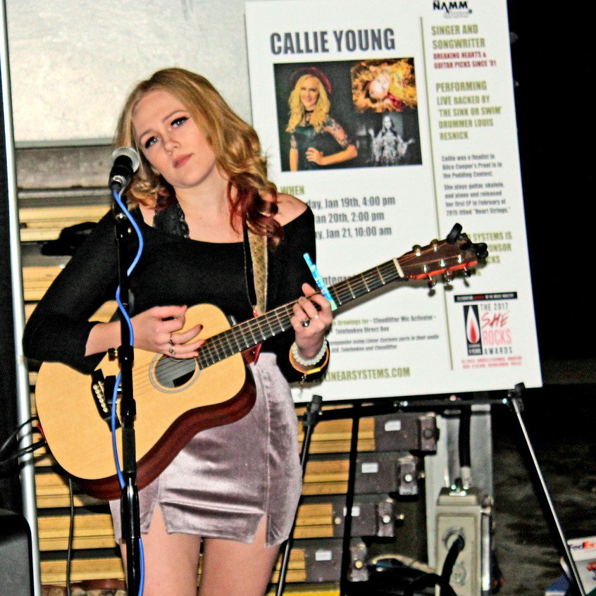 Callie Young- Singer - Songwriter