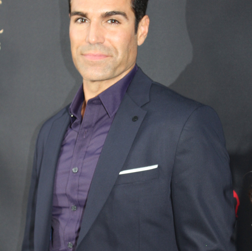 Jordi Vilasuso - Actor - The Young and t