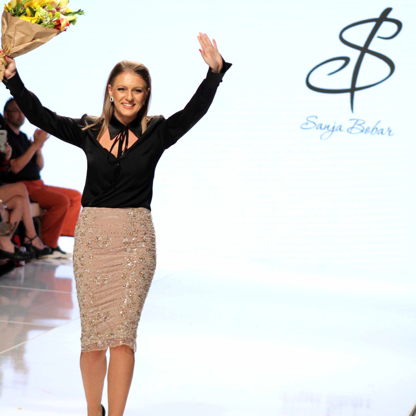 Sanja Bobar - Fashion Designer